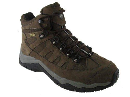 McKinley Trekking Shoe Wabash Leather AQX W - brown 8LCI5