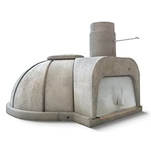 Building Outdoor Pizza Oven