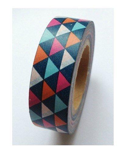 Craft adhesive tape- 1 Roll Japanese Washi Tape Masking Tape decoration Tape