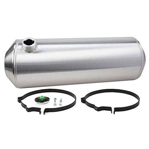 (Spun Aluminum Fuel Tank, 9-1/2 Gallon, 10 x 28-1/2 Inch)