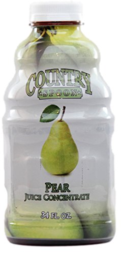 Pear Juice Concentrate by Country Spoon (34 oz.)