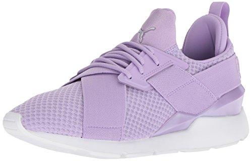 PUMA Women Muse En Pointe WN Sneaker Purple Rose-puma White