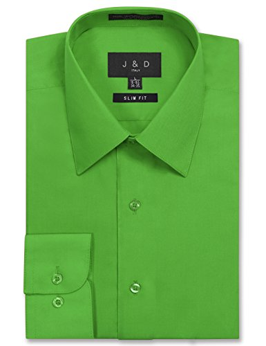 dress shirts solid color - 7