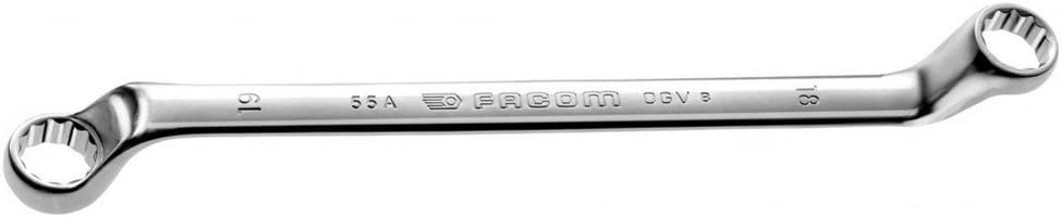 Facom 55A.30X34 Cle Contrecoudee 30X34 Mm