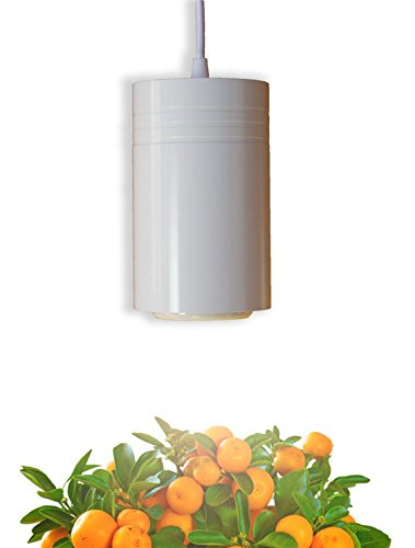 White 40W Aspect LED Grow Light – Bring Nature Indoors with the Plant Light Used by Interior Designers, Growers & People Like You! For Medium and Large Plants by Aspect