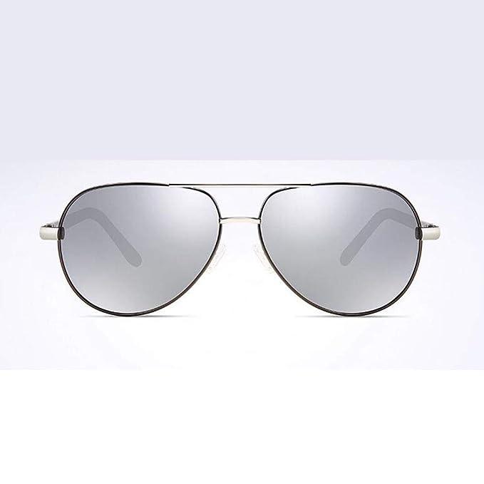 Gafas de Sol para Hombre, Nuevas Gafas de Sol polarizadas Color ...