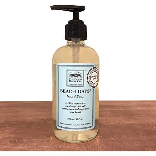 Days Sheet Spray - The Good Home Beach Days Hand Soap, 12 Ounce