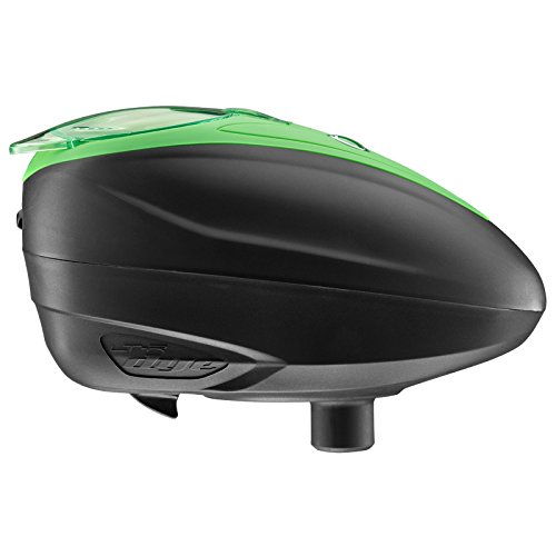 Dye LT-R Electronic Paintball Loader (Lime)