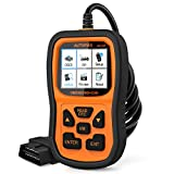 AUTOPHIX OBD2 OBD II Scanner Enhanced OM126P Vehicle Code Reader Auto Diagnostic Check Engine Light for All OBD II Car After 1996[Upgrade Version]