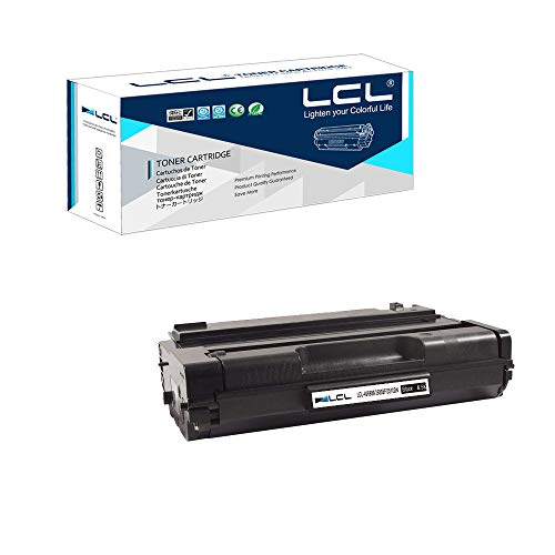 (LCL Compatible Toner Cartridge Replacement for Ricoh 406989 SP 3500DN 3500N 3500SF 3510DN 3510SF (1-Pack Black))