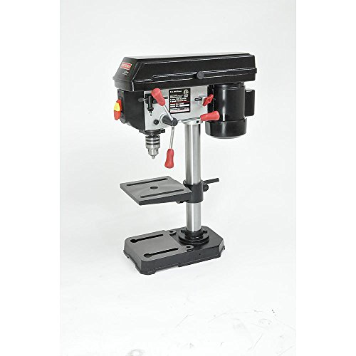 Learn More About Craftsman 8 in Bench Drill Press 13 PC HSS BI (8 inch)