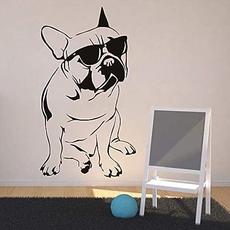 ONETOTOP Cartel 3D Mural de Arte Animal Divertido Etiqueta de la ...