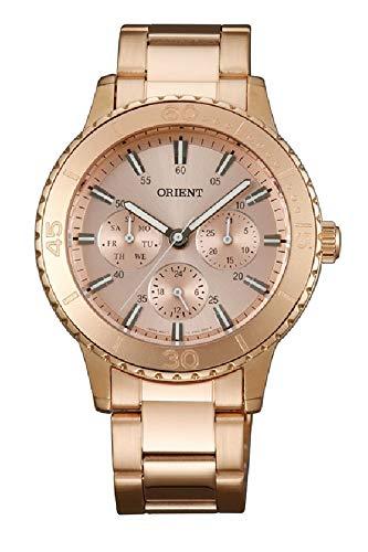 Orient Reloj Análogo clásico para Hombre de Cuarzo con Correa en Acero Inoxidable FUX02002Z0