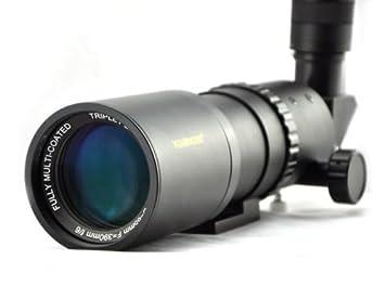 Visionking aluminium ed apo refraktor astronomisches teleskop
