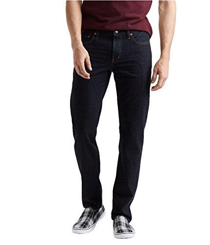 Aeropostale Mens 5 Pocket Skinny Fit Jeans 189 32x32