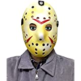 Halloween Mask Cosplay Costume Mask Horror Hockey Festival Masquerade Party Mask