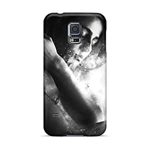 Great Cell-phone Hard Covers For Samsung Galaxy S5 With Unique Design Vivid Breaking Benjamin Series WandaDicks