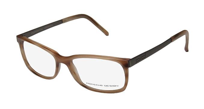 172990d9553 Porsche Design 8208 C Mens Womens Designer Full-rim Eyeglasses Eyeglass  Frame (