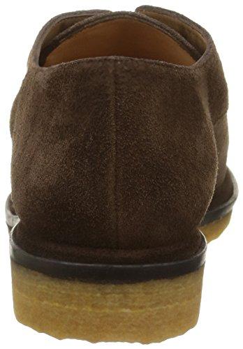 CASTAÑER BLOSSOM-suede - Zapatos para mujer Brown