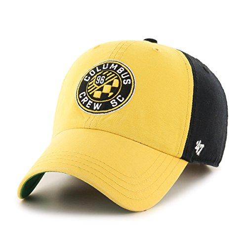 茎充電バスケットボールMLS Flagstaff Clean Up Hat