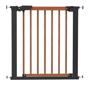 Baby Dan 50545346-5690-00 Easy Close - Reja de protección con puerta
