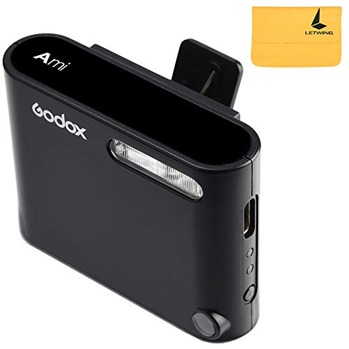 Godox A1 Mini,Godox Ami Smartphone Flash is Mainly Designed Smartphone Shooting Built-in Lithium Battery Great Portability by Godox