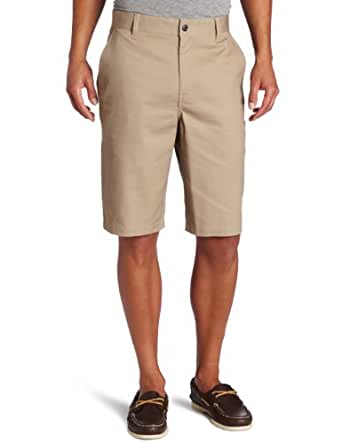 Lee Uniforms Men's Utility Short, Khaki, 28