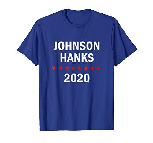 Johnson Hanks 2020 President tee