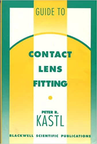 Book Guide to Contact Lens Fitting (MES)