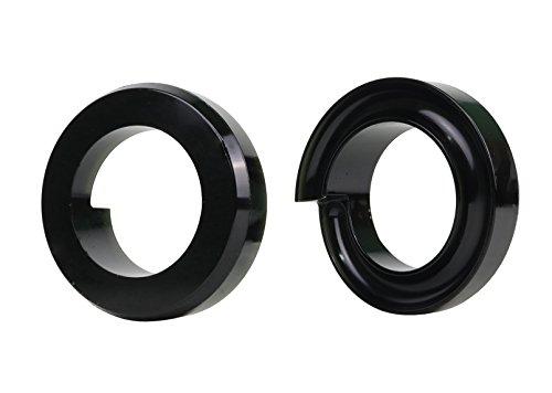 Isolator Coil Spring Front (Nolathane REV174.0006 Black Coil Spring Lift Isolator Bushing (Front Set I In))