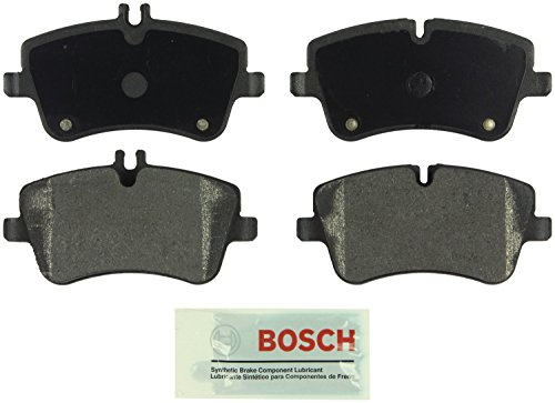 Bosch BE872 Blue Disc Brake Pad Set For: Mercedes-Benz C200, C230, C240, C280, C320, C350, CLK280, CLK320, CLK350, SLK280, SLK300, Front