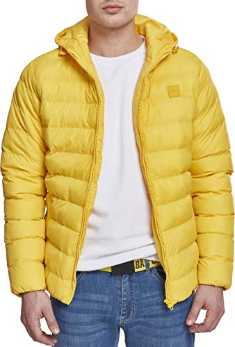 Gelb Yellow Basic Classics Uomo 01148 Giacca Jacket Bubble Urban chrome qawAYA