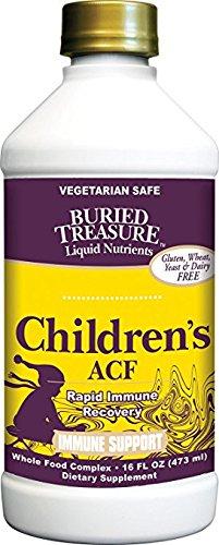Buried Treasure Children's ACF, 16 Fluid Ounce (3)