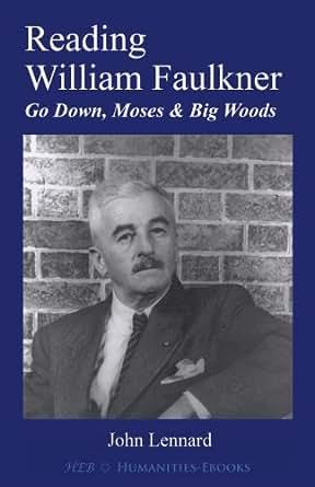 faulkner essays go down moses