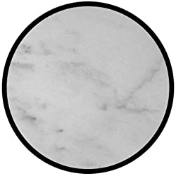 Carrara Marble Italian White Bianco Carrera 12x12 Marble Tile Polished