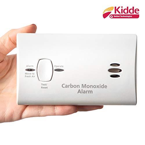 Kidde Carbon Monoxide Detector Alarm |Battery Operated | Model # KN-COB-B-LP2