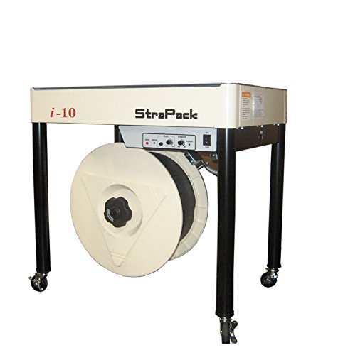 Strapack Quiet Packing Semi-Automatic Strapping Machine i-10