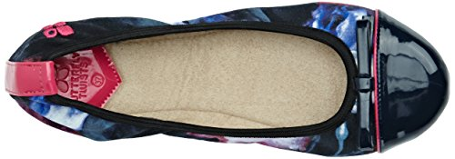 Rose Navy Cara Multicolore Ballerine Twists Donna Butterfly ZwXFqW