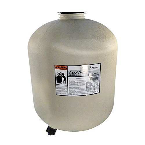 Pentair 145330 Almond Tank with Internals Replacement Sand Dollar SD60 Aboveground Pool and Spa Sand Filter by Pentair