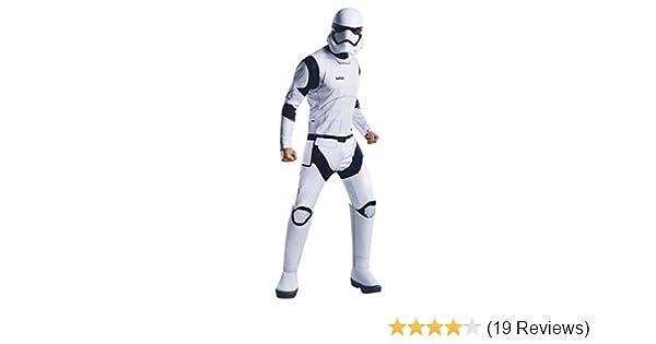 Rubies Mens Star Wars Episode Vii: the Force Awakens Value Stormtrooper Costume