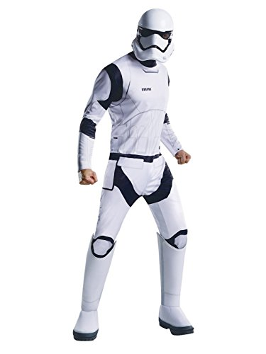 Star Wars Stormtroopers Costumes (Star Wars Men's Episode Vii: the Force Awakens Value Stormtrooper Costume, Multi,)