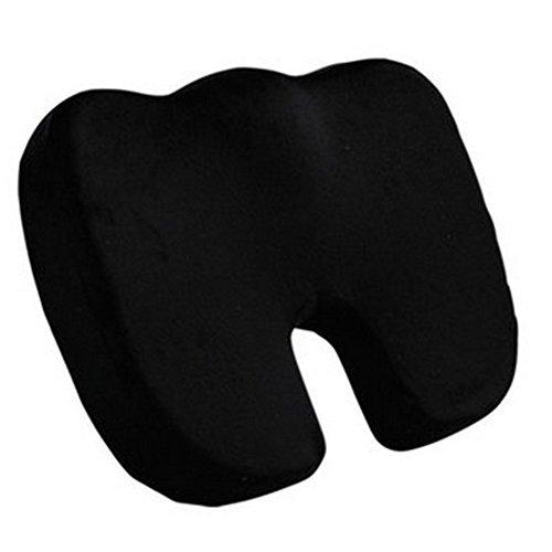 bravolotus Langsam Rebound Memory-Foam-U-Form-Schönheit Hip-Kissen-weiche Sofa Bürostuhl Sitzkissen Gesundheit
