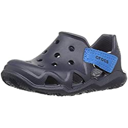 crocs Kids' Swiftwater Wave K Slip-On