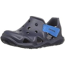 crocs Kids' Swiftwater Wave K Slip-On