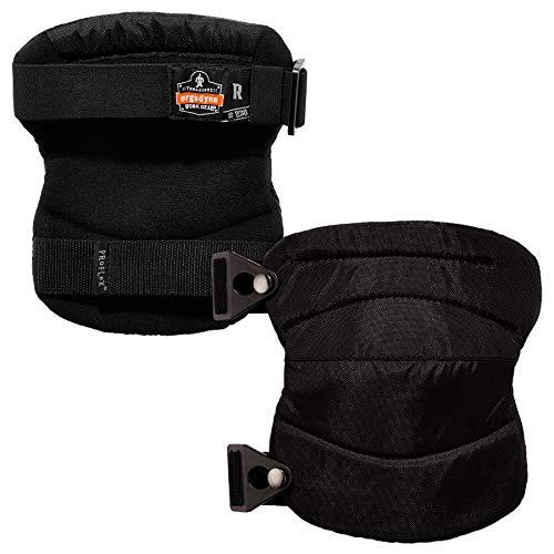Ergodyne ProFlex 230 Soft Cap Knee Pads, Buckle Closure
