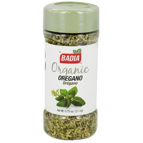 Badia Spices Organic Oregano .75 oz. (Pack of 12)