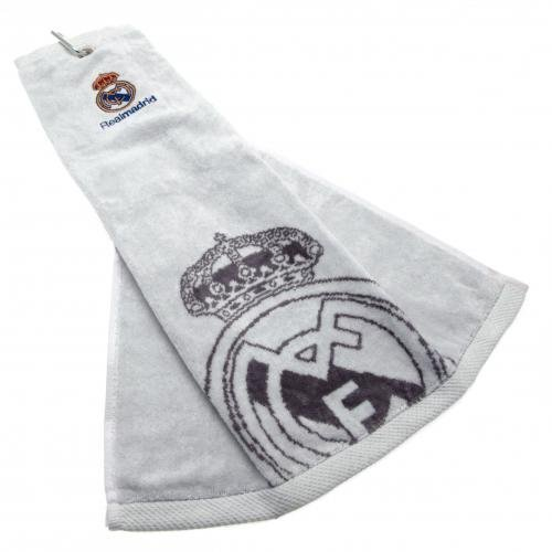 Real Madrid Trifold Golf Towel by SEI