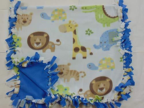 Toddler Blanket by Captivating Crafts