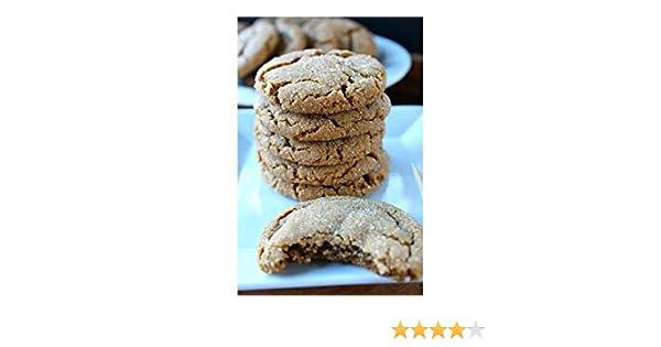 Soft Gluten Free Molasses Cookie Mix