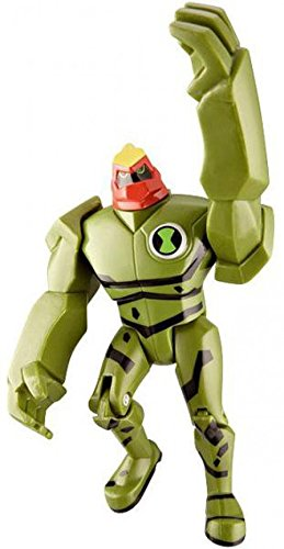 Ben 10 Ultimate Alien Diamondhead Haywire